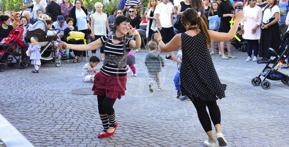 """Da venerdì a domenica torna la """"Borgata che danza"""""""