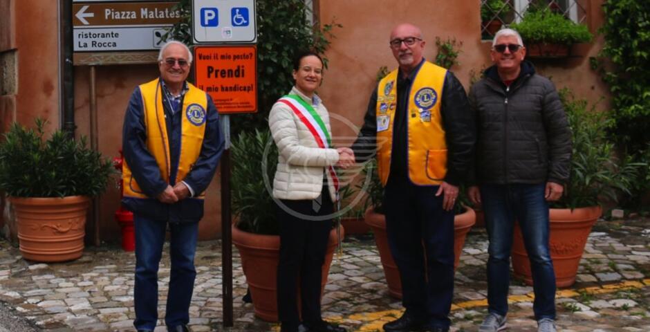 Verucchio: campagna pro disabili ai parcheggi