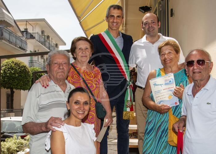 A Rivazzurra primi attestati ai turisti fedeli