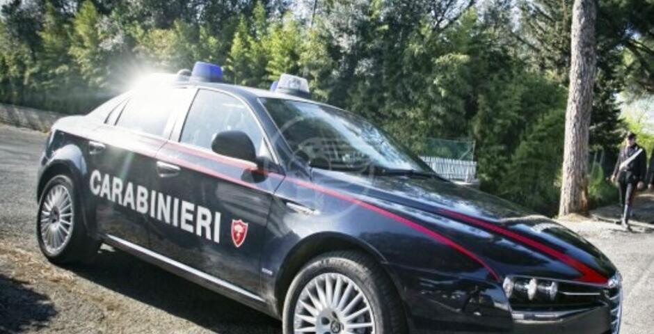 Ruba al Coin e reagisce ai carabinieri: arrestata