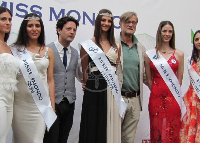 Elette le bellezze che sognano la finale di Miss Mondo