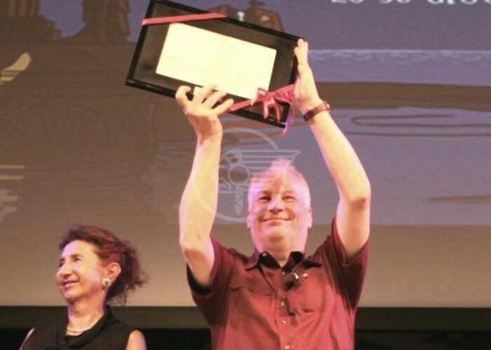 A  Joe Lansdale il premio Pinketts di Mystfest