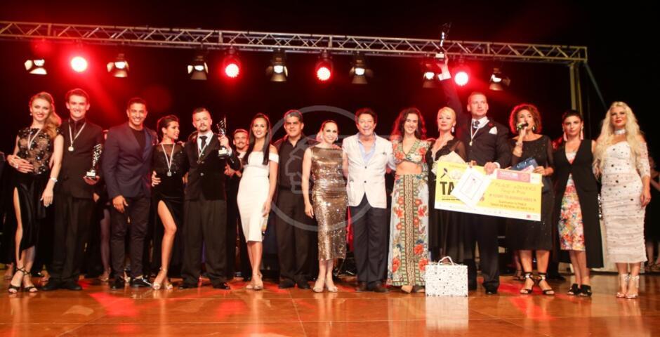 Il tango argentino porta con sè 2.500 presenze