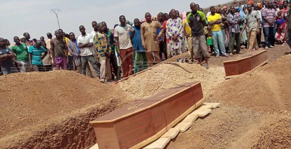 Cristiani uccisi in Burkina Faso. Martiri senza peso, nell'anti-spazio