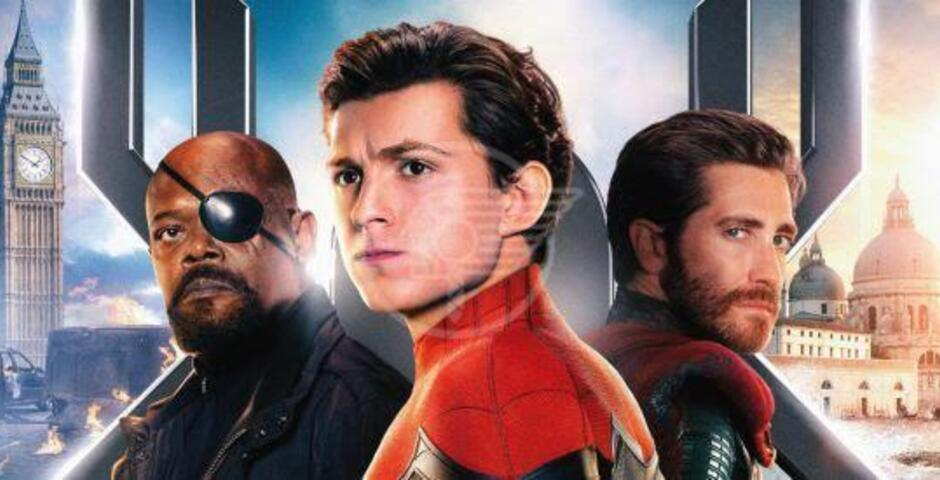 """Spider-Man: Far From Home"" al cinema, un ""sali e scendi"""