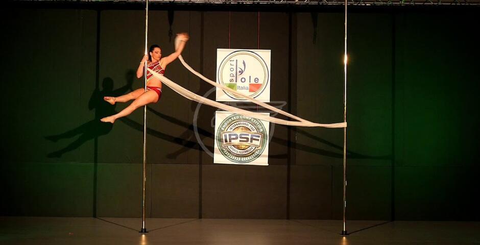 Anche la De Donato ai mondiali di Pole Art