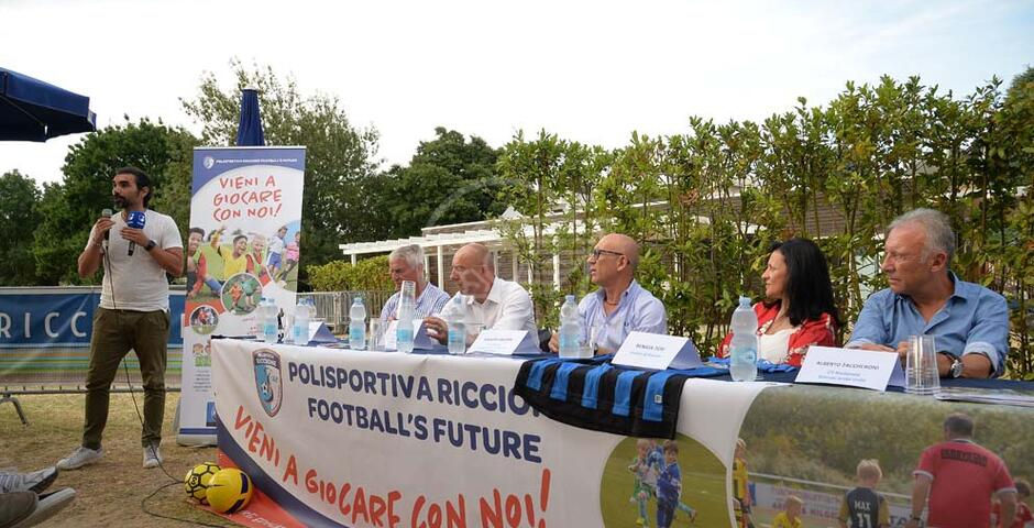 Riccione Football's Future: la start up del calcio