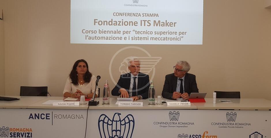 Fondazione ITS Maker per tecnici specializzati