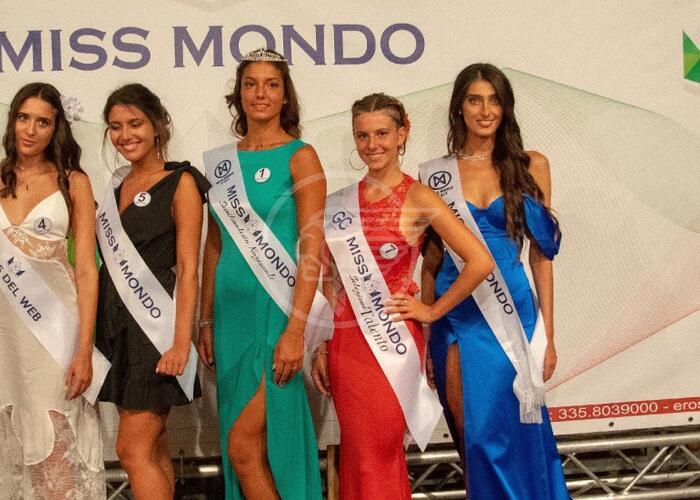 Riminese 16enne semifinalista nazionale di Miss Mondo Italia