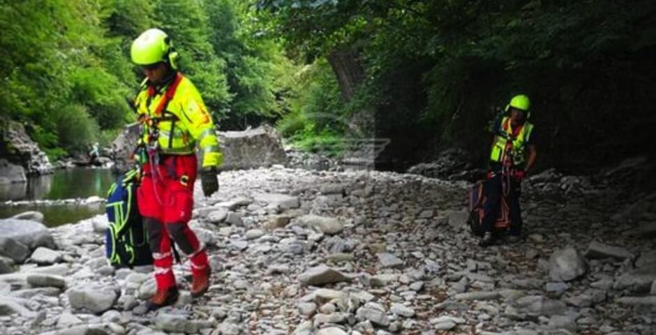 Salvato scout di 10 anni dopo un malore in escursione