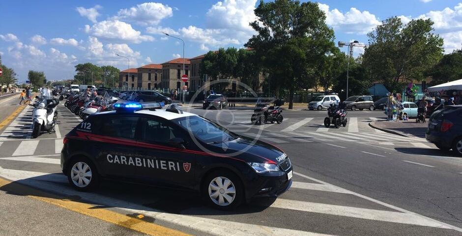 Due rapinatori albanesi arrestati e incarcerati