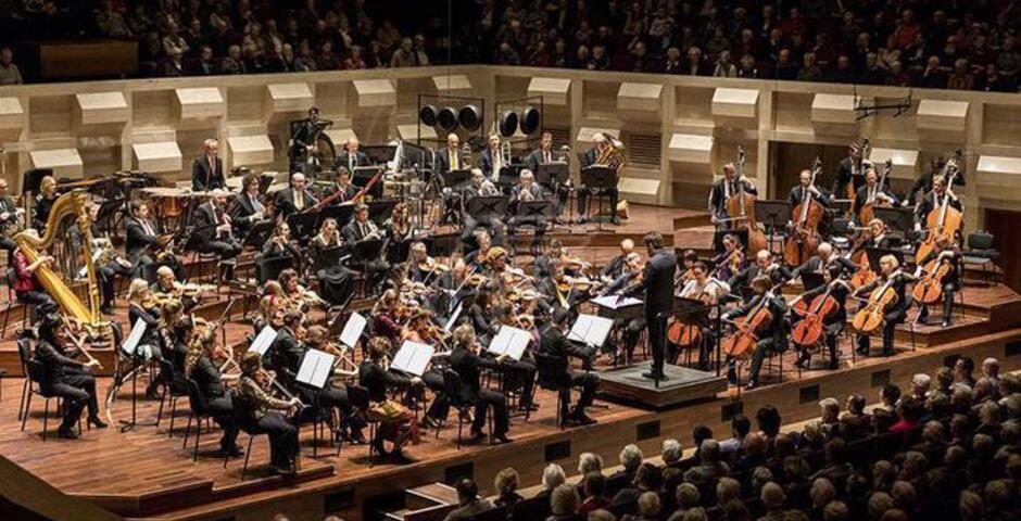 Rotterdam Philharmonic Orchestra alla Sagra Malatestiana