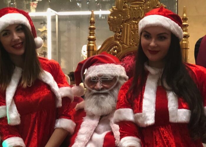 Sorpresa: a Ferragosto arriva... Babbo Natale