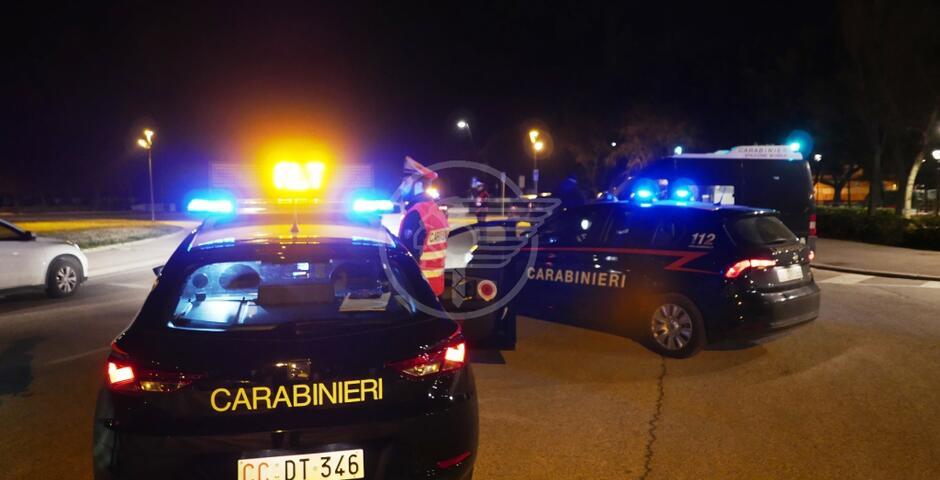 Ladro campano di 65 anni rintracciato a Viserba