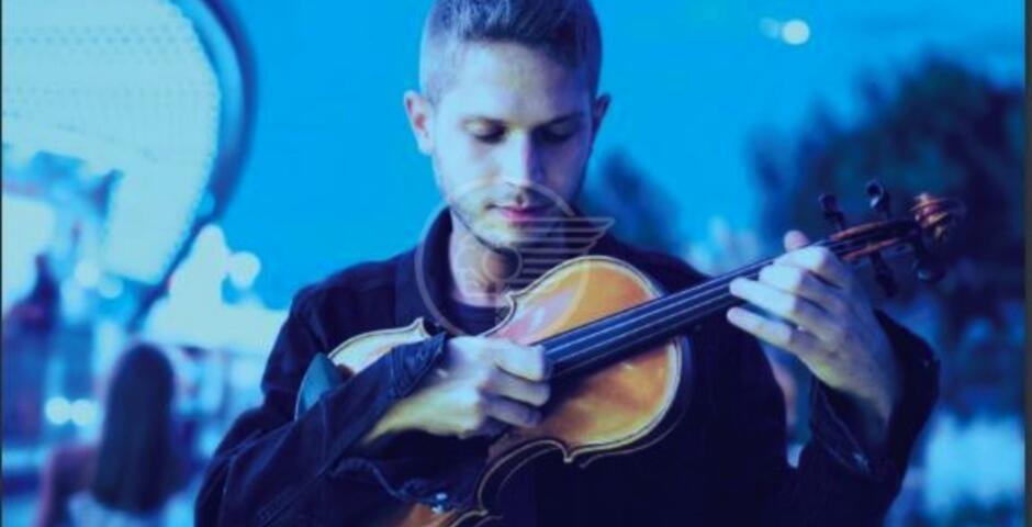 Alla Bolognese Federico Mecozzi in concerto
