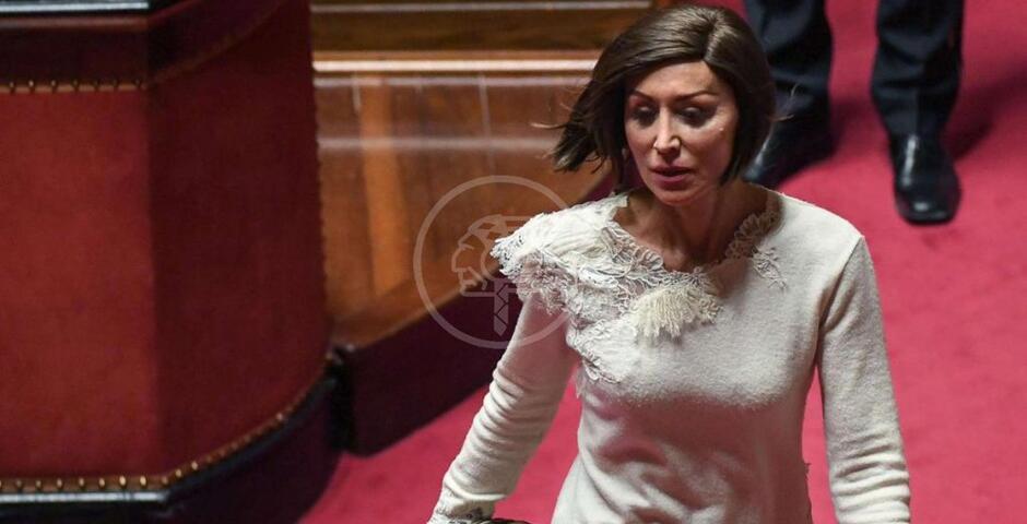 """La Bernini è con Sanpa: """"Gravi e deliranti le dichiarazioni di Saviano"""""""