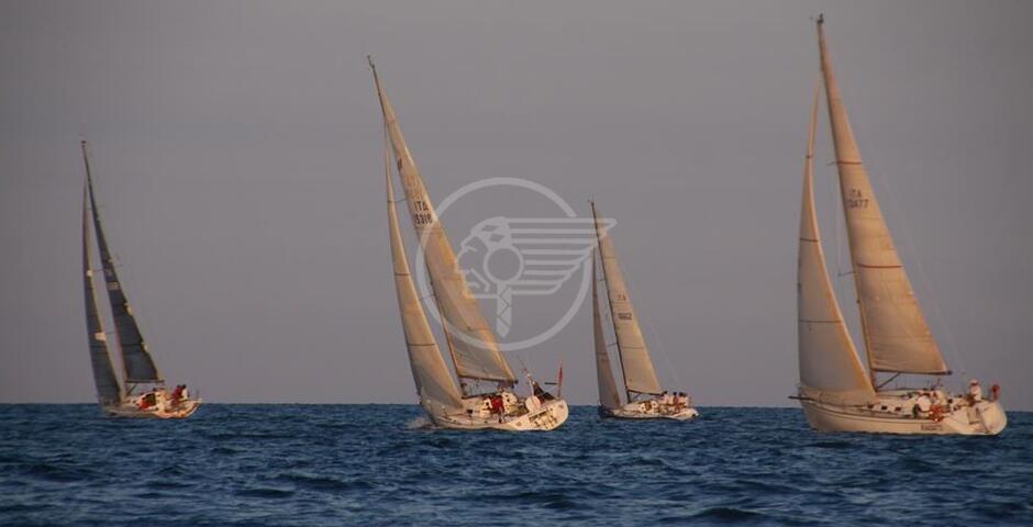 Sono 18 le imbarcazioni che si sfidano per la Rigasa