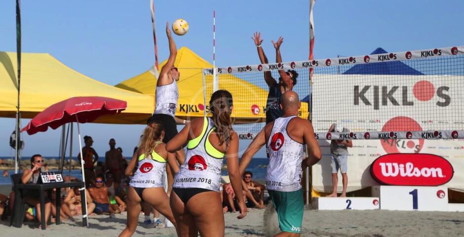 Beach Volley Kiklos, ultimo atto della stagione