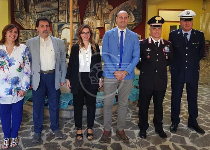 Il saluto di Giorgetti e della Ceccarelli agli oltre 2.250 studenti