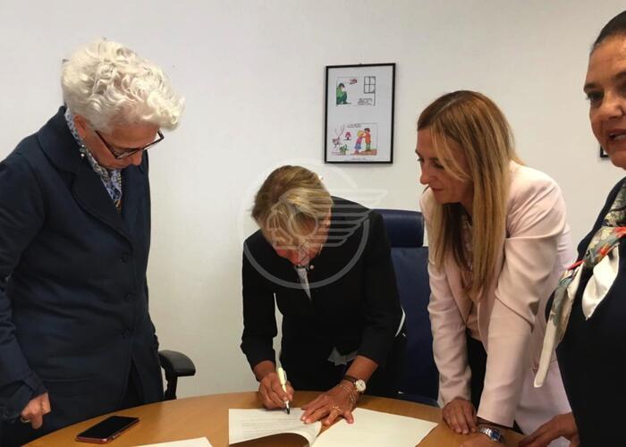 Siglato protocollo tra Comune di Rimini, Tribunale e Procura
