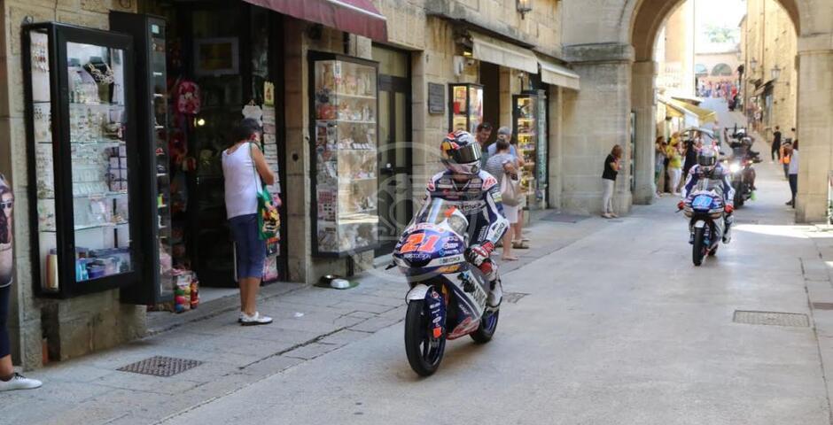Rimini, Cattolica, Misano e San Marino a tutta moto