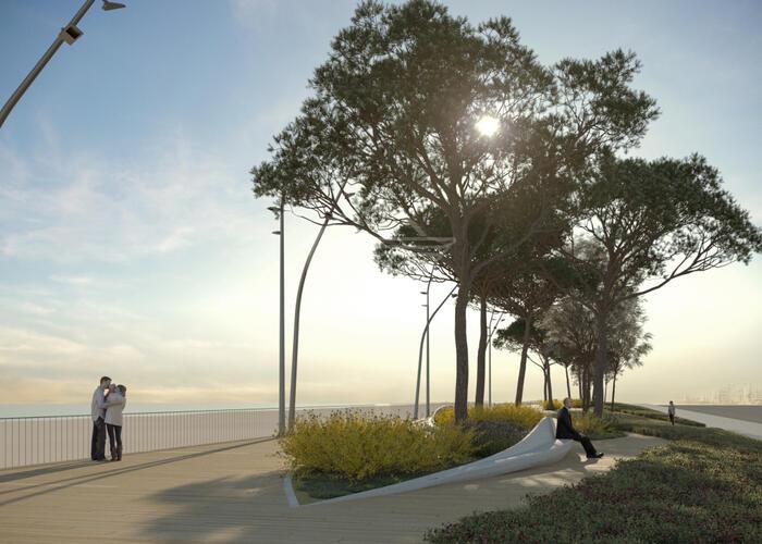 Parco del Mare, al Co.I.R. la prima tranche di lavori
