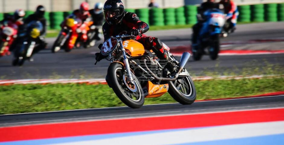 Da domani a domenica la storia del motociclismo torna in pista