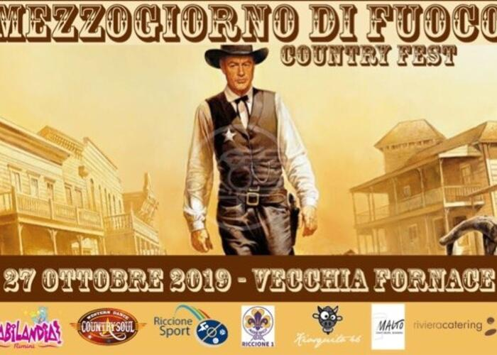 All'ex fornace una domenica di far west