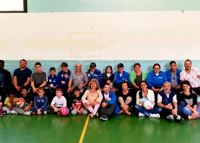 A San Giovanni riparte il basket per diversamente abili