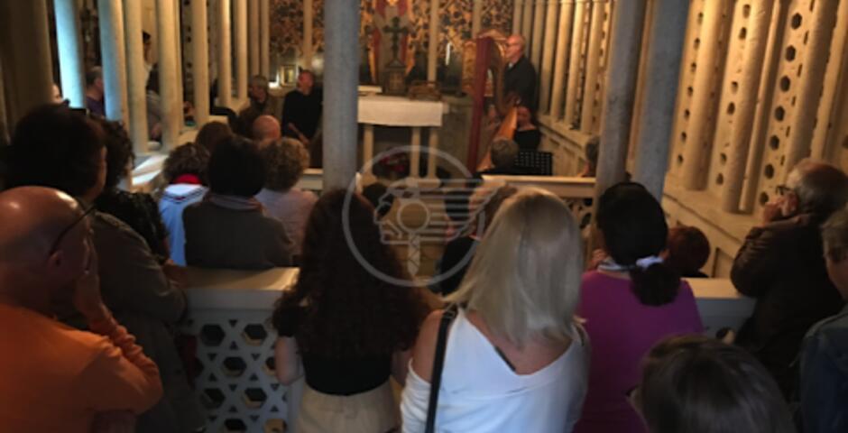 Un sabato sold out alla cappella Petrangolini