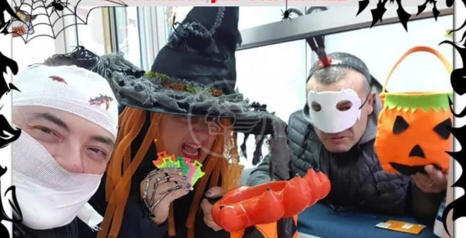 Tutti i vincitori della maschere di Halloween