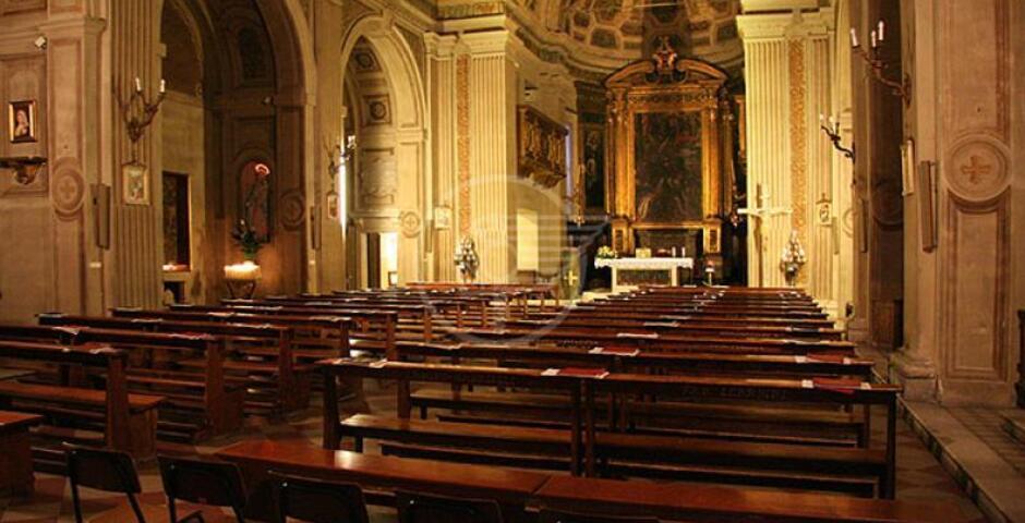Domani visita guidata alla chiesa di San Giuliano