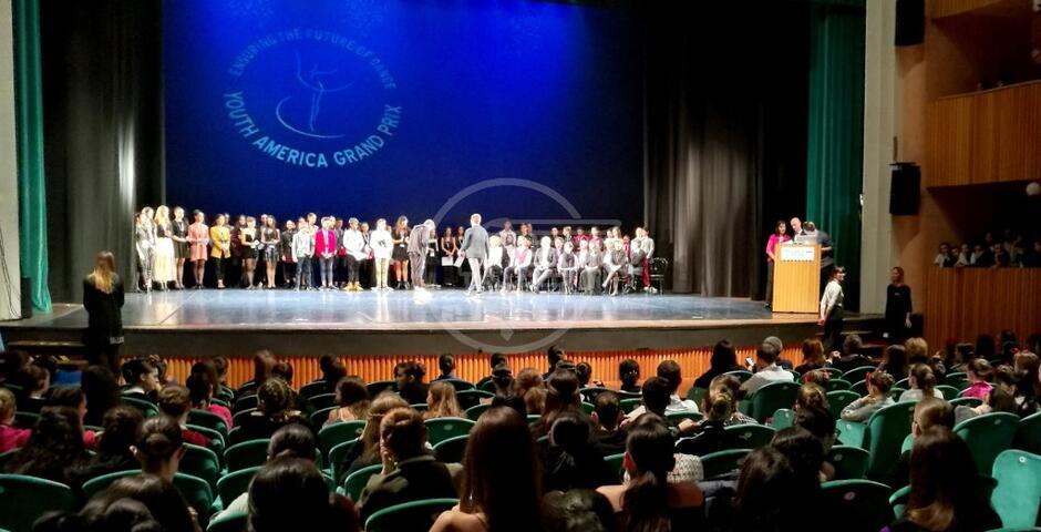 """""""Youth America Grand Prix"""": torna la grande danza"""