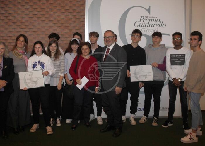 """Al Guidarello Giovani vittoria della IV S dell'Istituto """"Guerra"""""""
