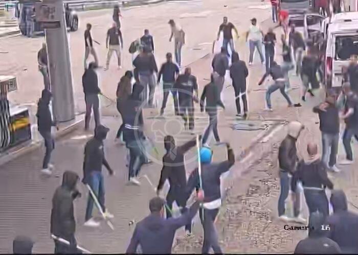 Scontri fra ultras, 22 denunce e altrettanti DASPO