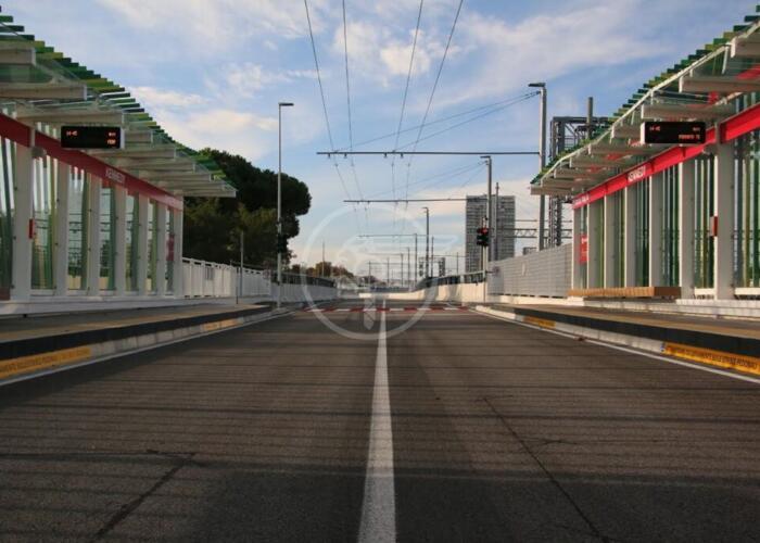 Col Metromare stimate oltre 10mila auto al giorno in meno