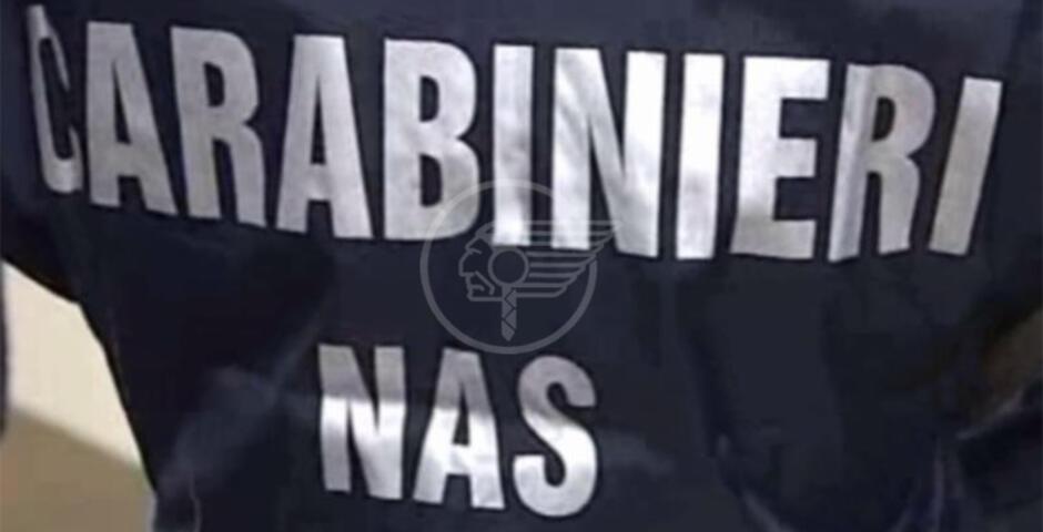 Sequestrate dal Nas 23 tonnellate di sansa
