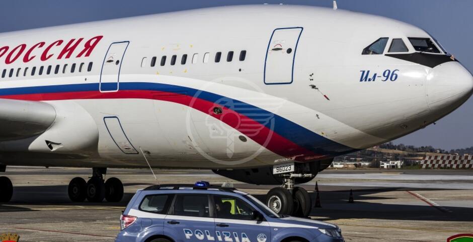 Albanese catturato in aeroporto all'arrivo da Tirana