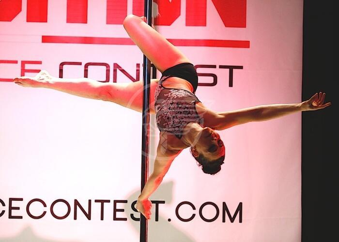 Quarto oro per la Pole Dancer Mirella De Donato
