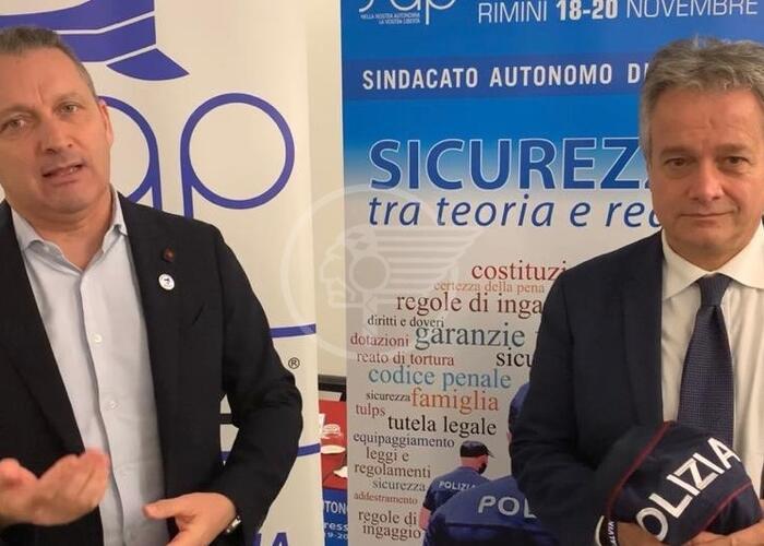 Martedì convegno nazionale SAP, torna Salvini