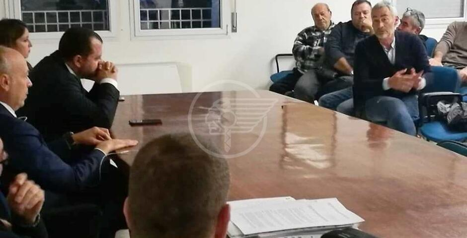 La Commissione Ecomafie ascolta la voce dei mitilicoltori