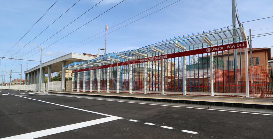 Metromare ha avuto un costo di 92 milioni di euro