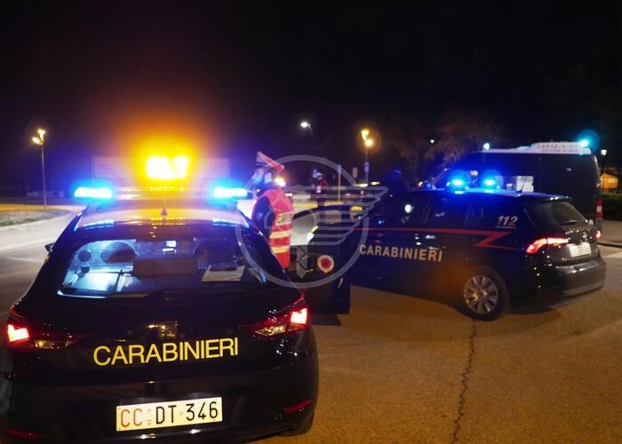 Carabinieri salvano un 36enne dal suicidio