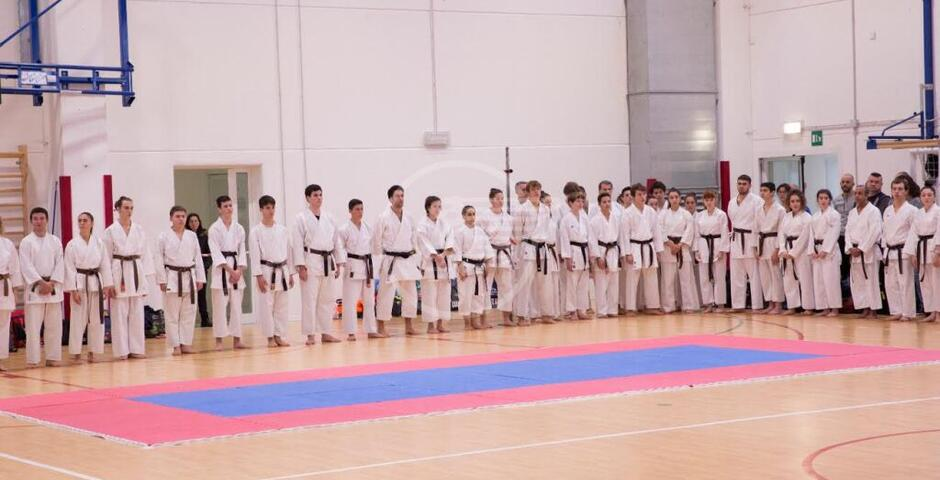 Shotokan Karate Club: fine anno con il botto