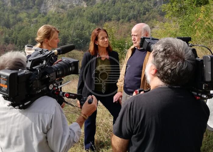 """Tenuta Saiano e Sangiovesa a """"Melaverde"""" di Canale 5"""