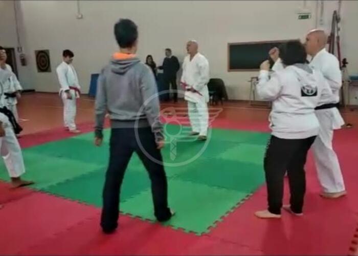 """Sport e disabilità, la nuova sfida del """"Karate Banci"""""""