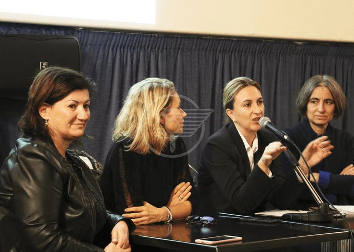 Contro la violenza sulle donne: l'ultimo incontro