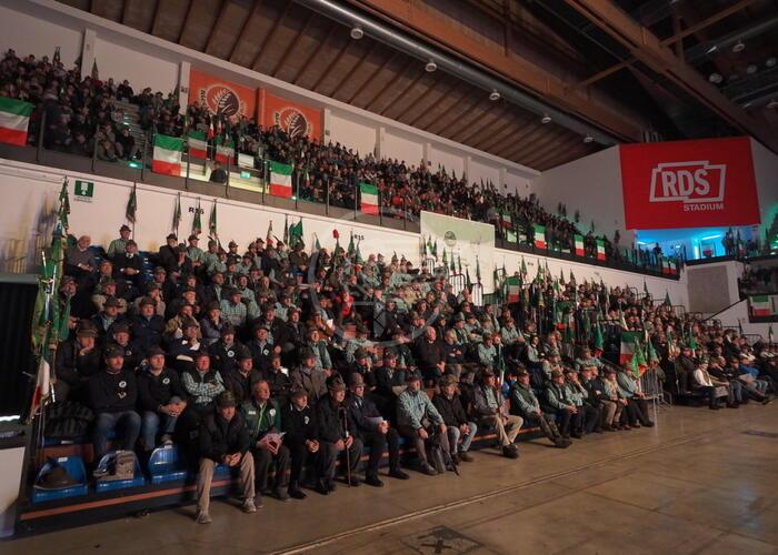 """Firmato l'atto costitutivo del """"Comitato d'onore dell'Adunata nazionale Alpini"""""""