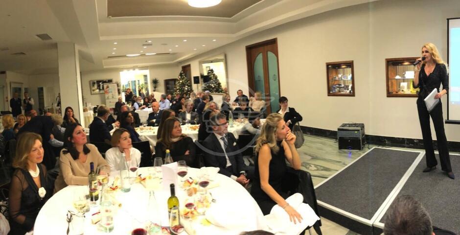 Alla cena solidale di Arop Onlus 170 persone