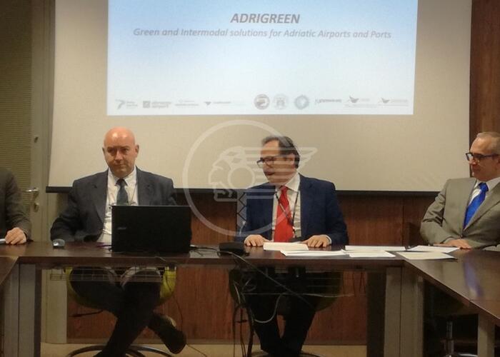 """Presentato in aeroporto il progetto """"Adrigreen"""""""